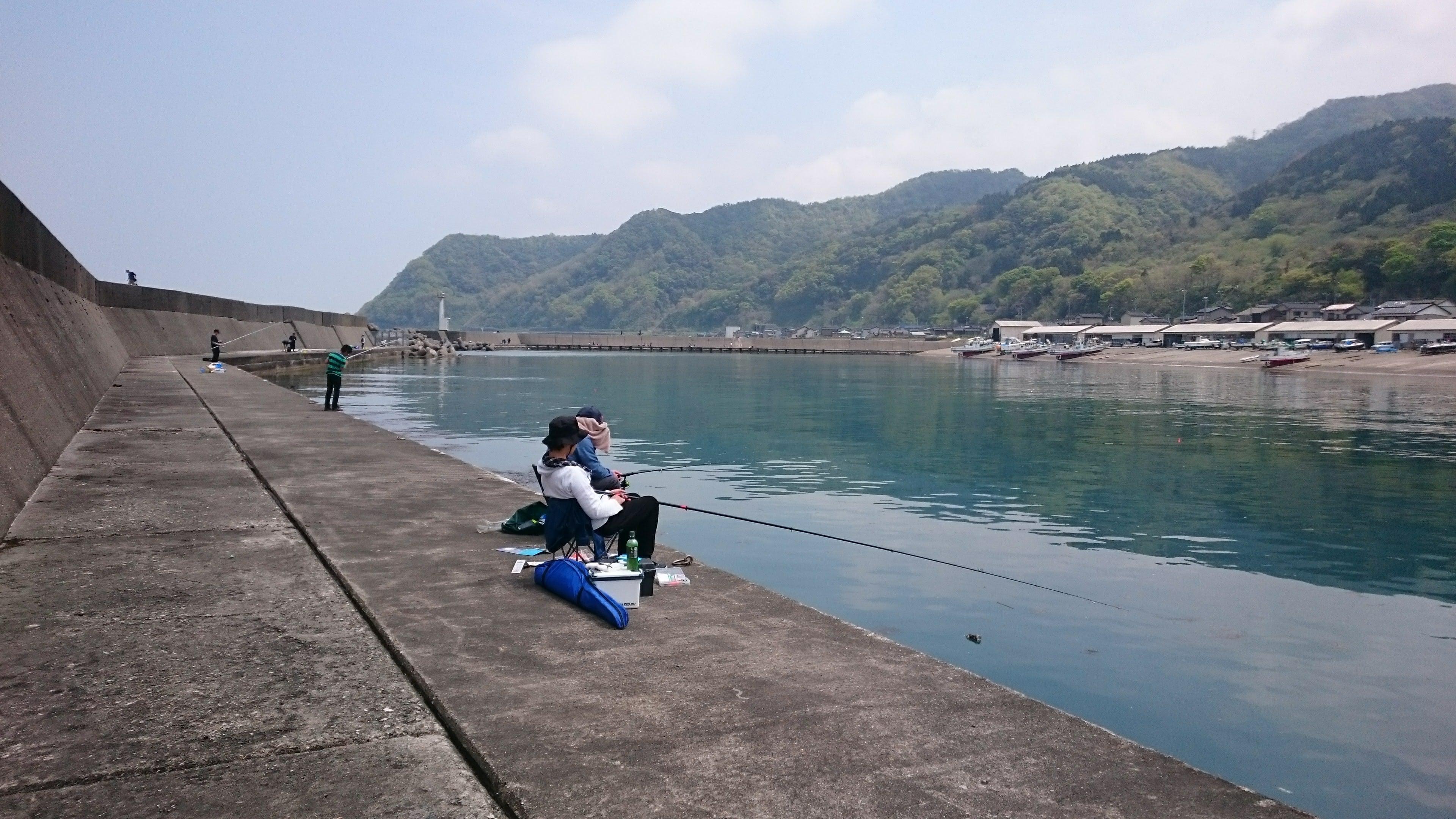 釣り 姫川 港